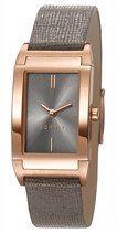 Esprit Quartz Analog Leather Rectangle Watch# ES107812003 (Women Watch)
