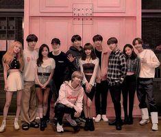 Bts Group Photos, Blackpink Photos, Korean Boys Ulzzang, Ulzzang Couple, Bff, Besties, Jay Park, Bts Blackpink, Lisa Black Pink