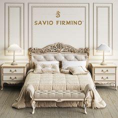 Savio Firmino 1773 Bedroom 3d Model
