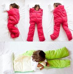 Norkids sacos infantiles para dormir \xa1Ya no me destapo!