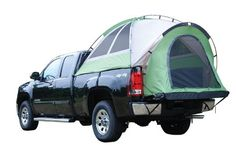 NAPIER Backroadz Full Size Crew Truck Tent, 5-Feet 5-Inch, Green/Beige/Grey