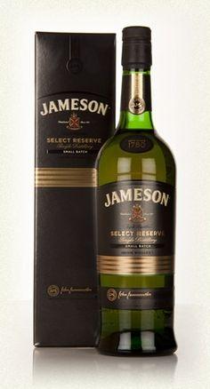 jamesons select reserve small batch - $54.31 // jamesons.