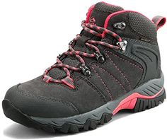 Best Hiking Shoes, Trekking Shoes, Hiking Boots Women, Waterproof Hiking Boots, Boots Online, Winter Boots, Suede Leather, Camping, Grey
