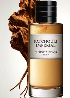 La Collection Couturier Parfumeur Patchouli Imperial by Dior is a warm, spicy, balsamic Oriental Woody fragrance featuring mandarin orange, bergamot, patchouli, coriander, cedar and sandalwood. - Fragrantica