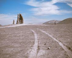 Alien Landscape Photography by Reuben Wu