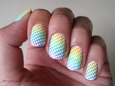 To Polish or Not?: 31 Day Challenge ~ Day 10: Gradient