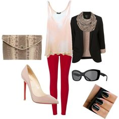 Elegant Look for spring and summer!, created by #ipekgultekin on Polyvore