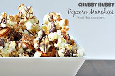 Chubby Hubby Popcorn Munchies go fast at every party or snack time that it makes an appearance!!!