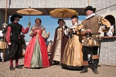 The Renaissance Faire is coming to Bonney Lake in August 2012.