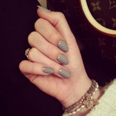 This matte color is real cute