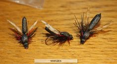 Dry Fly Russeflue #flytying #dryfly Norwegian arctic char hunter :)