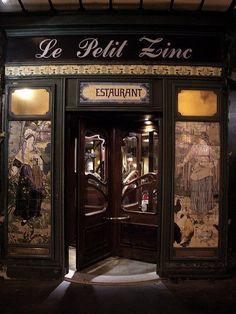 Le Petit Zinc.