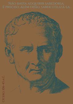 File:Não basta adquirir sabedoria; é preciso, além disso, saber utilizá-la. Cícero, 106-43 a.C..svg