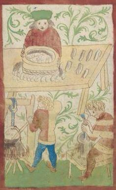 Kriegstechnik (Bilderhandschrift) Oberrhein · um 1420-1440 Ms. Rh. hist. 33b  Folio 106v