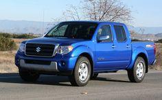 Suzuki Equator Crew Cab Blue