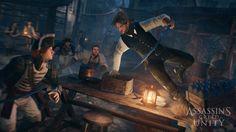 Jeux Vidéo Assassin's Creed: Unity  Fond d'écran