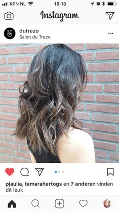 Espresso balayage • Salon du Trezo Espresso, Salons, Long Hair Styles, Beauty, Expresso Coffee, Lounges, Long Hair Hairdos, Cosmetology, Long Hairstyles
