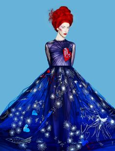 Numero Paris September 2014. Model: Alana Zimmer