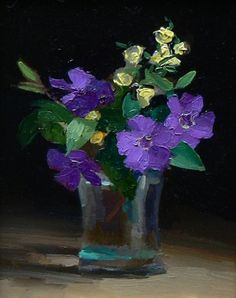 simena:  Frances Galante.  Delicious looking flowers.