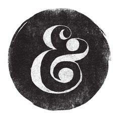 AMPERSAND Art Print by Matthew Taylor Wilson | Society6