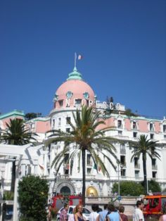 Hotel Negresco, Nice, Cote D'Azur