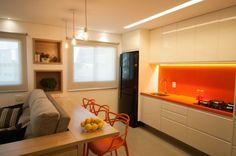 apartamento quitinete integrada
