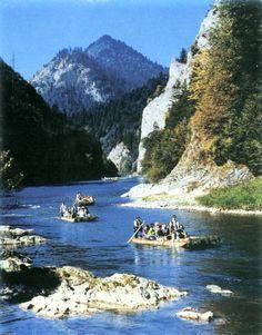 Dunajec Raft Trip, Spływ Dunajcem, www.krakow-tours.pl/