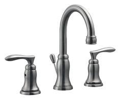 Design House 525824 Widespread Lavatory Faucet