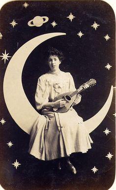 moon is she