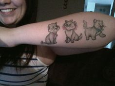 Aristocats tattoo