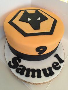 Wolverhampton FC cake