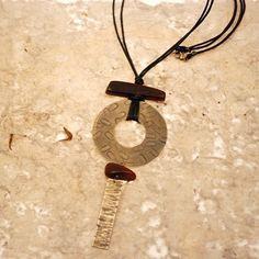 #brassjewelry #necklaces #statementjewelry #handcraftedjewelry #etsyseller