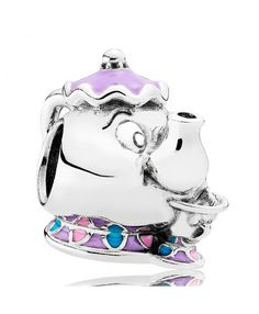 Best Seller Pandora Disney Mrs. Potts Chip Charm
