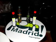 Cata-degustación aceite de oliva virgen extra Restaurante Oh Madrid! Tegucigalpa (Honduras) by iloveaceite, via Flickr