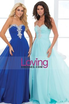 Prom Dresses Sweetheart Beaded