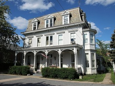 Samuel Pell House, City Island, Bronx NYC by jag9889, via Flickr