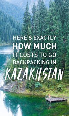 Want to know how much it costs to backpack in the Almaty region of Kazakhstan? Here's our budget report including average costs and city-by-city breakdowns. Travel Guides, Travel Tips, Travel Destinations, Free Travel, Budget Travel, Kazakhstan Travel, Kazakhstan Food, Roadtrip, Central Asia