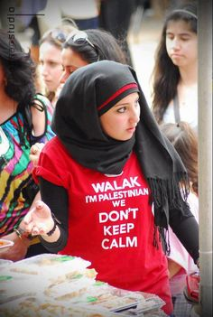 I loved what it says on the shirt :) <3* Stop the United States of Israel, separate these two nations so we can have our own way of life back before 9/11 Israel blaming Muslims wrongfully  made USA into a POLICE STATE at war in Mideast *