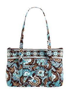 Love my Vera Bradley purse!! Java Blue...