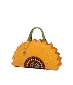 Braccialini sunflower bag. I'm in love.