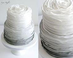 Sugar Ruffles, Elegant Wedding Cakes. Barrow in Furness and the Lake District…
