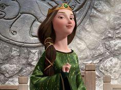 I got: Elinor! Which Disney Mom Are You?
