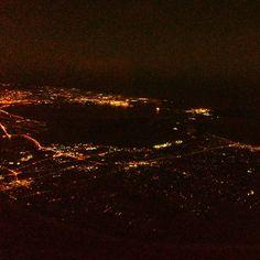 À l'arrivée à Sydney vu depuis l'avion #australie #sydney #avion