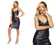 Styled to Rock promo - Valentino dress, Manolo Blahnik shoes, Jennifer Fisher jewelry