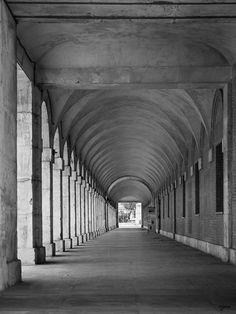 Soportales / Arcade by Antonio Jose Muro Sanchez on 500px
