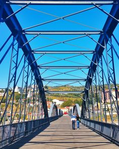 #douro #bridge #old #train #line #pesodaregua #portugal_de_sonho #portugal #portugal #danielfonseca #photography #note4