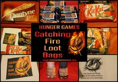 550westmount: The Hunger Games: Catching Fire Party Ideas!