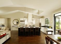 Sonoma Farmhouse - traditional - kitchen - Other Metro - Bevan Associates