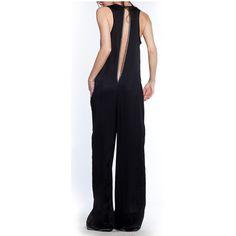 (70) eu.Fab.com | Open Back Silk Playsuit