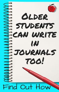 No matter what grades I have taught I have ALWAYS had my students write journals. Of course journals in primary grades are different that . Teaching Activities, Teaching Writing, Teaching Resources, Teaching Ideas, Classroom Resources, Classroom Ideas, Elementary Teacher, Upper Elementary, Elementary Education